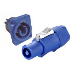 Power connector for led display screen